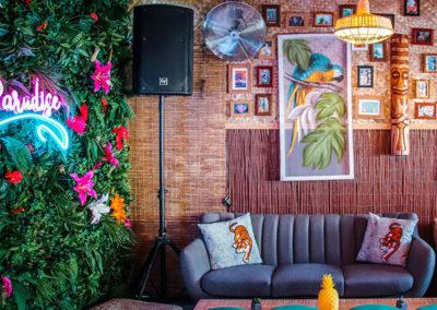 Paradise Tiki Bar, Gibraltar
